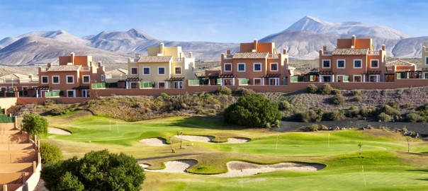 MIRADOS DE LOBOS GOLF RESORT, CORRALEJO