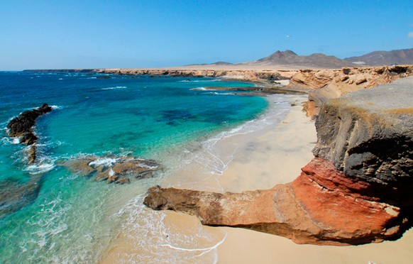 A four-day tour around Fuerteventura