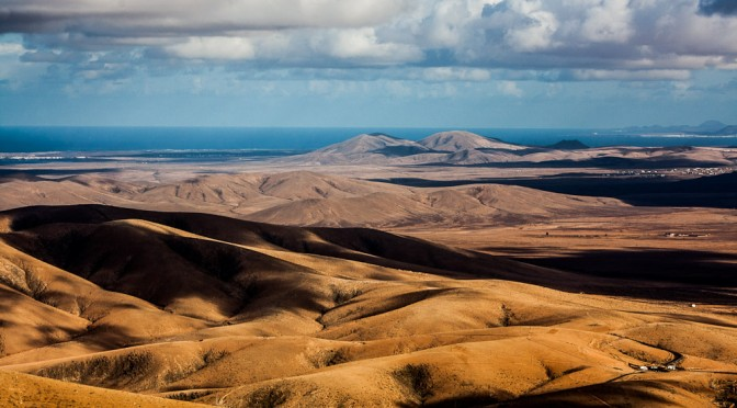 A four-day tour on Fuerteventura