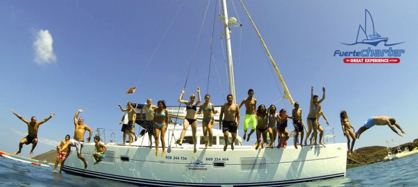 FuerteCharter: more than a sailing trip