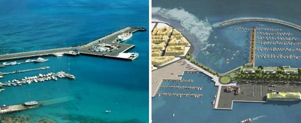 corralejo harbour boat trips
