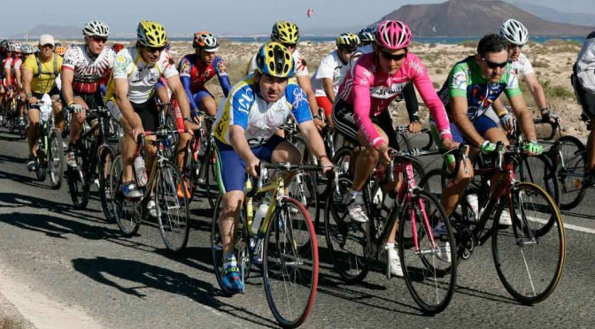 XI Cycle-tourism event, Corralejo Dunes