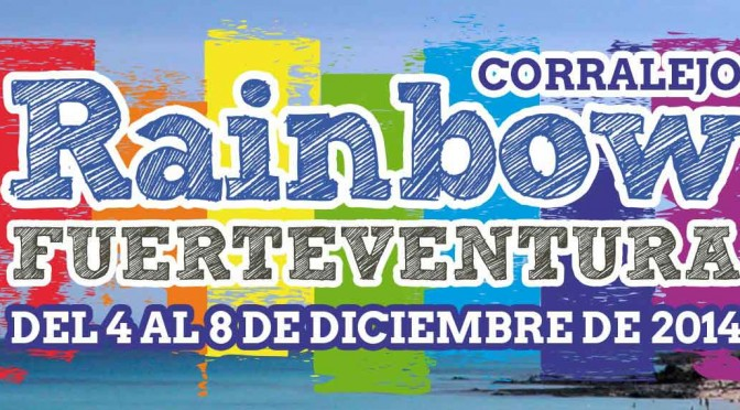 FuerteCharter | rainbow Fuerteventura in Corralejo