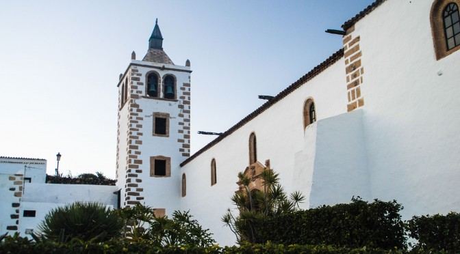 Betancuria, the ancient capital of Fuerteventura