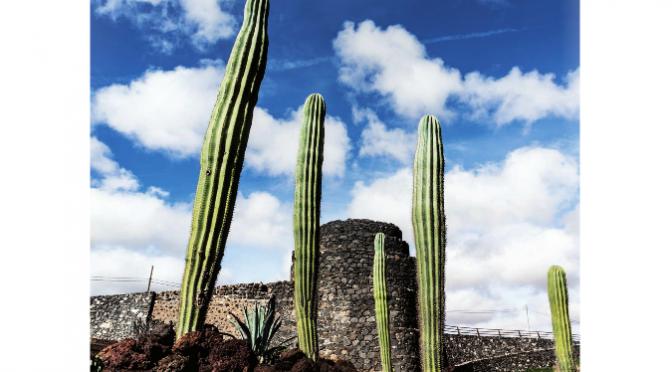 Lime kilns: History of Fuerteventura