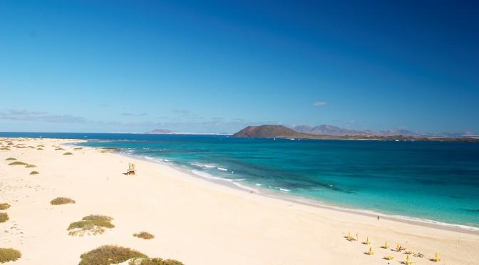 A four-day tour around Fuerteventura