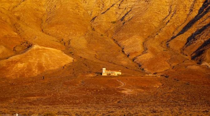 "Fuerteventura: ""La Casa Winter"""