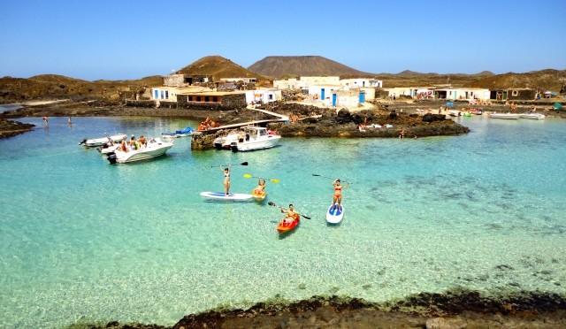 A 4-day tour on Fuerteventura