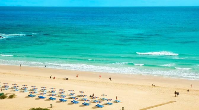 Grandes Playas (beach), Corralejo