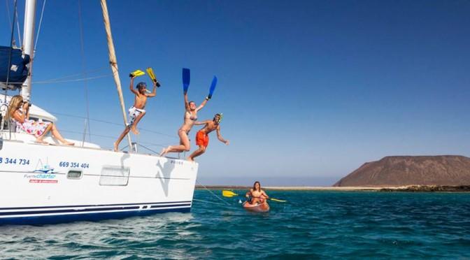 Excursiones Fuertecharter | Vacaciones en Fuerteventura con niños