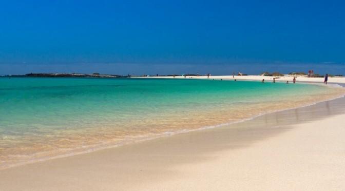 Villages to visit in Fuerteventura: El Cotillo