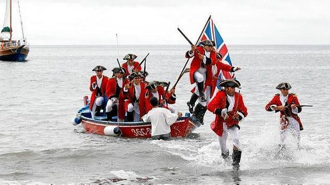 (Español) Historia: Entre turistas y corsarios