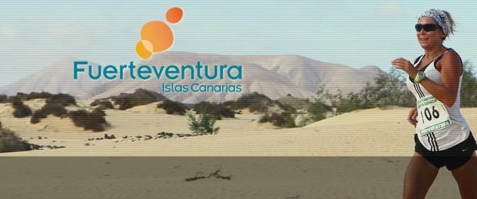 (Español) Una carrera en el paraíso: Dunas de Corralejo