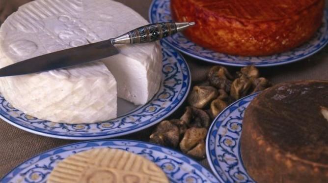 (Español) Gastronomía majorera, productos típicos de Fuerteventura